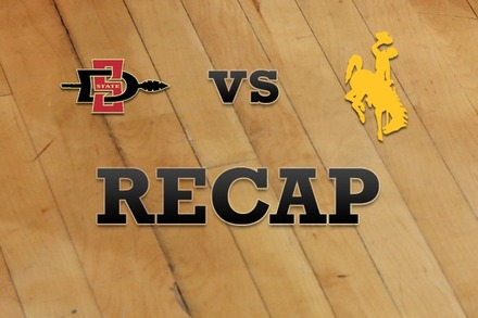 San Diego State vs. Wyoming: Recap and Stats