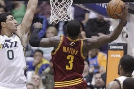 Jazz Pose 'Big' Problems for Cavs in 109-98 Loss