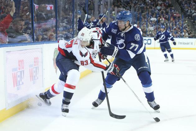 Capitals vs. Lightning: Washington drops season opener, 6-3