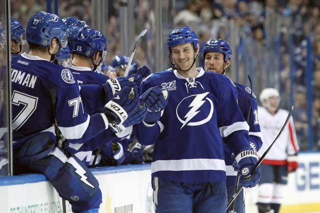 Tampa Bay Lightning Make Welcome Return in Opening Win