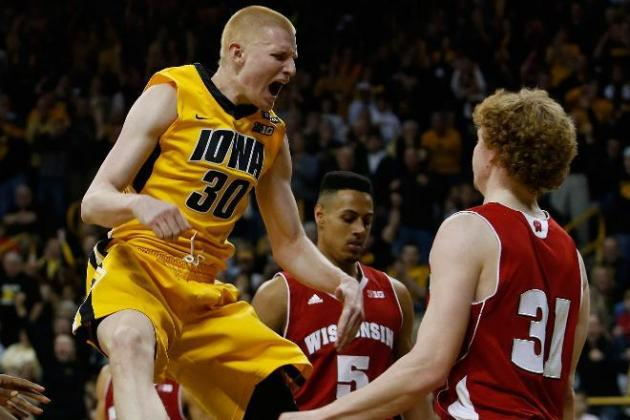 Iowa 70, Wisconsin 66: Badgers Lose to Hawkeyes Yet Again