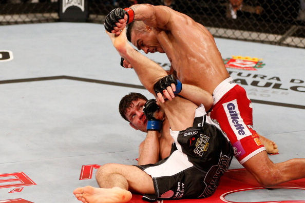 Michael Bisping vs. Vitor Belfort: What Went Wrong for 'The Count'?