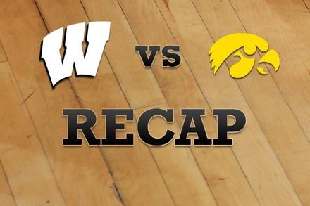 Wisconsin vs. Iowa: Recap and Stats