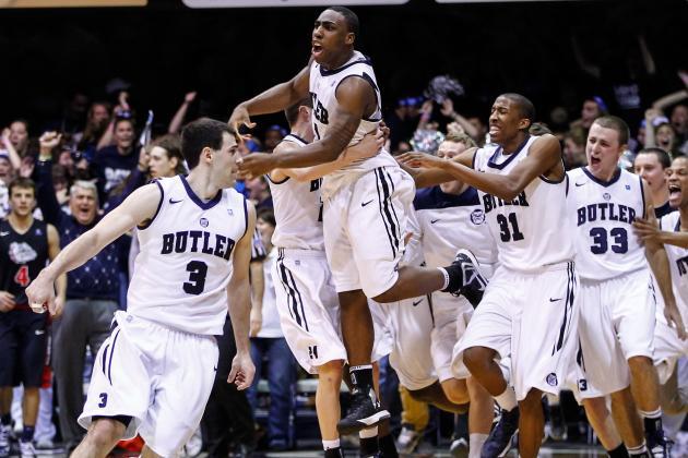 Rushed Reactions: #13 Butler 64, #8 Gonzaga