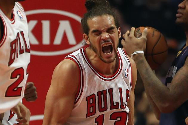 Thibodeau's Benching of Noah Shouldn't Be Overblown