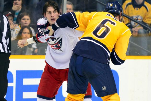 Nashville Predators Lose Opener in Shootout to Blue Jackets