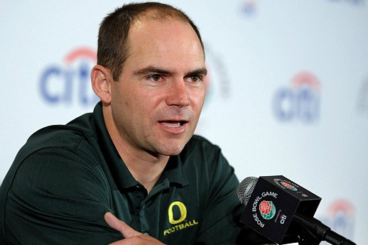 Helfrich to Be Named Oregon Head Coach