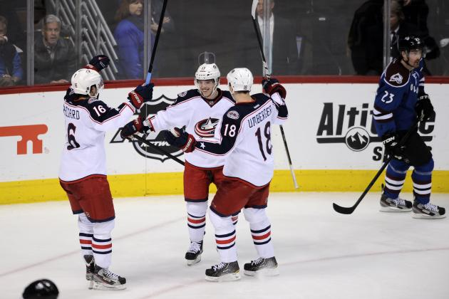 ColumbusBlue Jackets vs. NashvillePredators: Recap