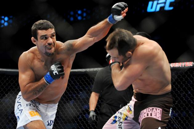 Vitor Belfort's TKO of Michael Bisping Marks the Brazilian's Best UFC Moment