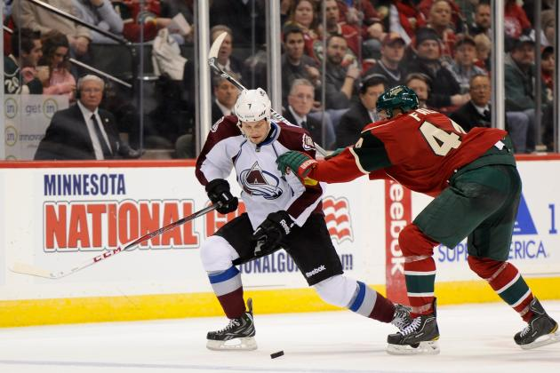Avalanche Penalties Doom Them in 4-2 Loss to Wild