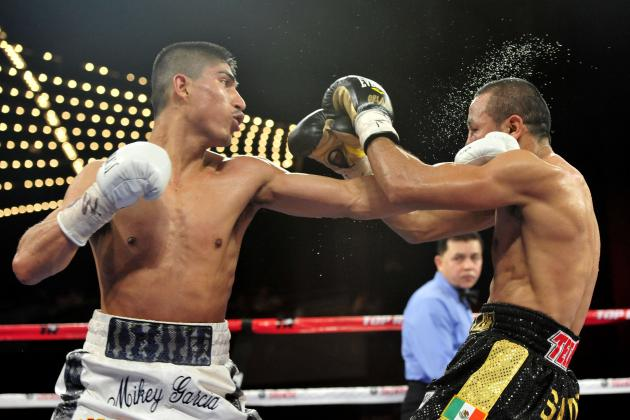 Salido vs. Garcia: Takeaways from Dominant Performance by New Champion
