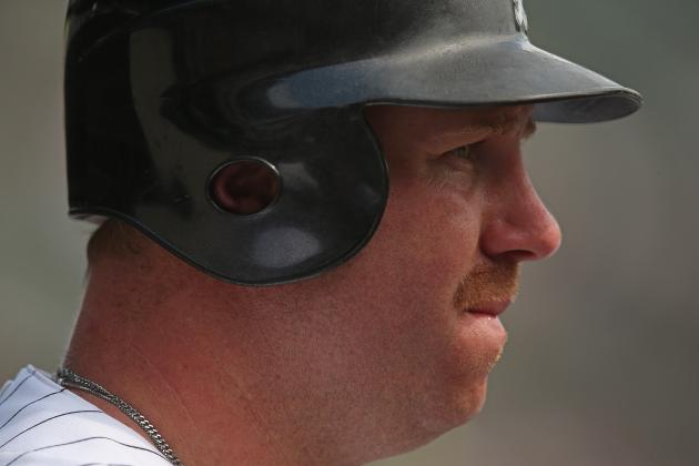 Chicago White Sox: Should Adam Dunn Be the No. 5 Hitter in 2013?