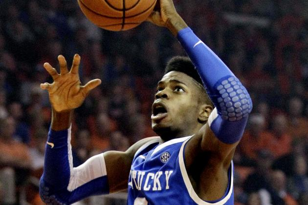 Kentucky Basketball: Wildcats Must Build on Auburn Win to Make NCAA Tournament
