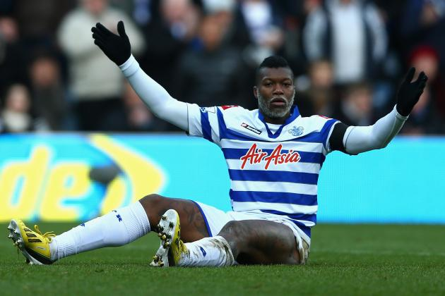 QPR Striker Djibril Cisse Joins Al Gharafa Until the End of the Season