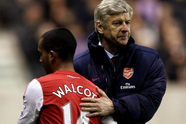 What Theo Walcott Means to Arsenal