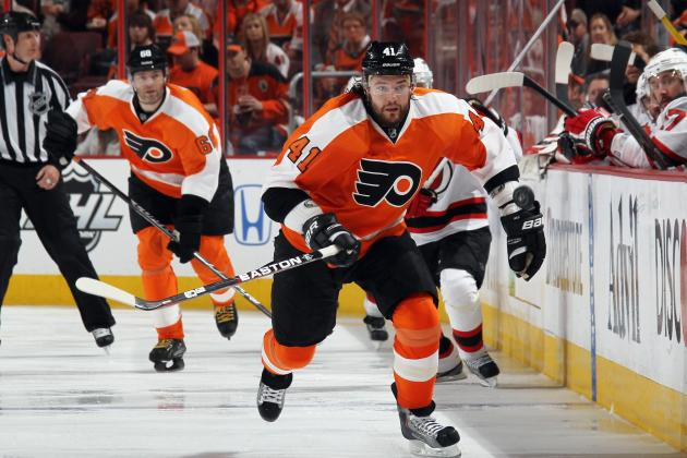 Meszaros 'Feels Great' After Logging Lots of Ice Time