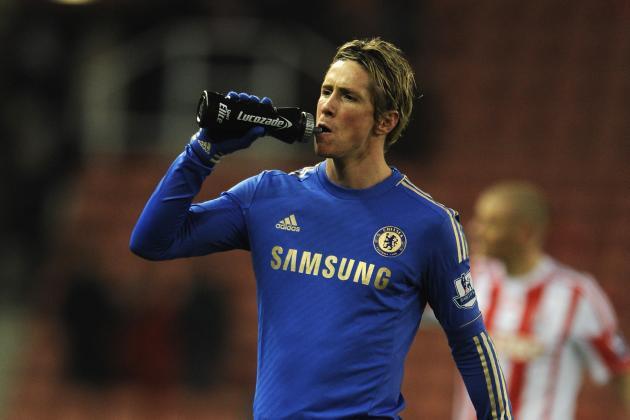 Chelsea Boss Rafa Benitez Ready to Hand Fernando Torres a Rest