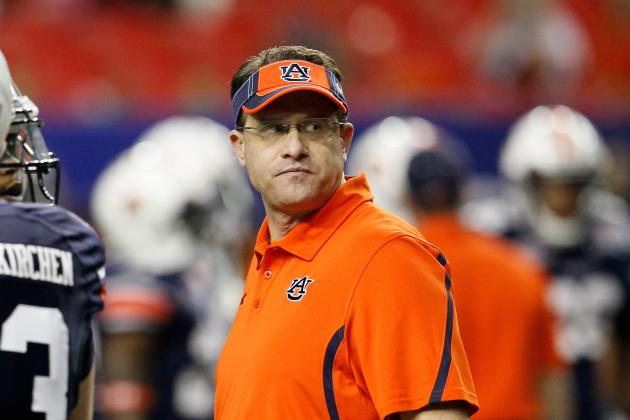 Auburn Football Recruiting: Recent Decommitments Should Cause Panic Among Staff