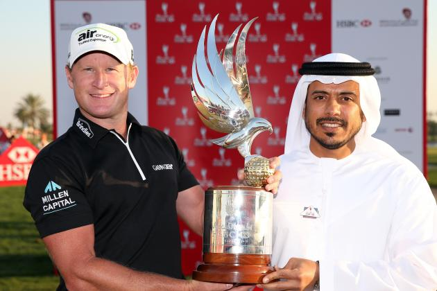 Golf: Donaldson Pips Rivals in Final-Round Thriller in Abu Dhabi