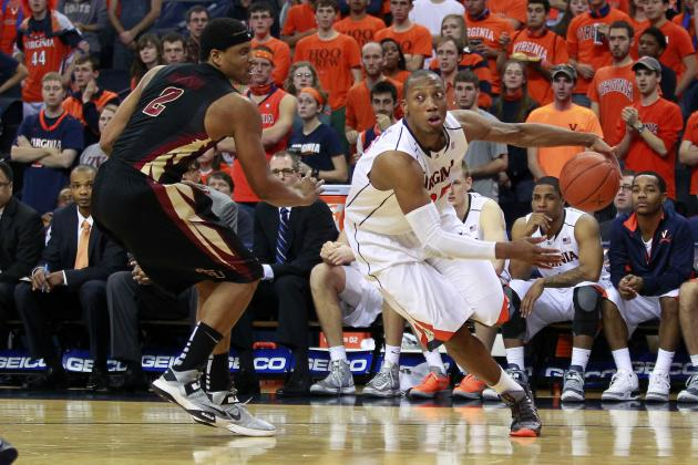 'Hoos Return to Form in Rout of 'Noles