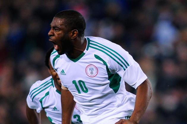 Nigeria vs. Burkina Faso: Team News, Injury News, Preview