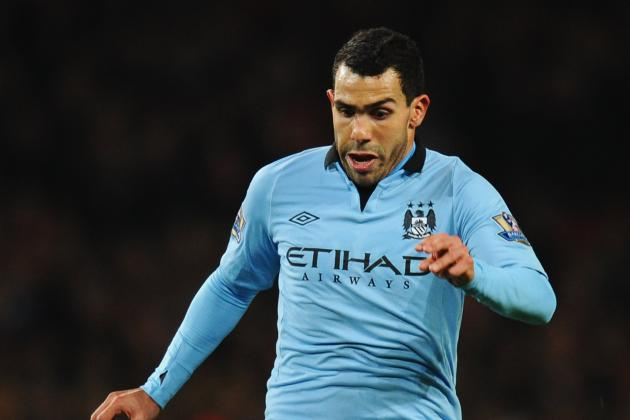Tevez Plans to Head Back to Argentina When Manchester City Contract Expires