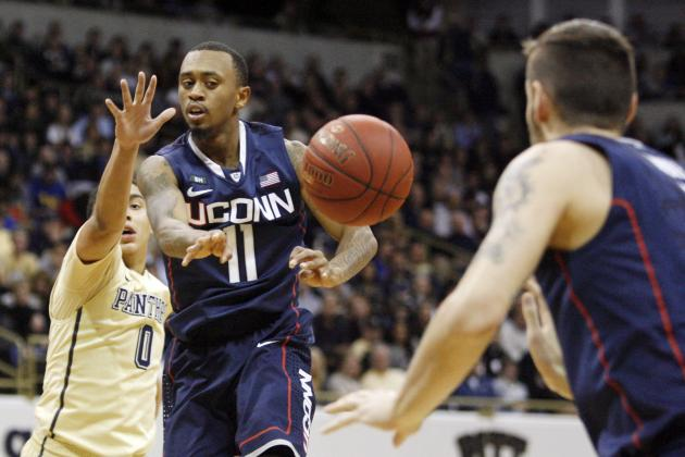 Kevin Duffy: Boatright There to Help, but UConn Needed More