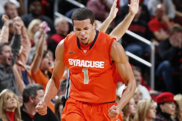 Syracuse Guts out Tough Road Win over No. 1-Ranked Louisville
