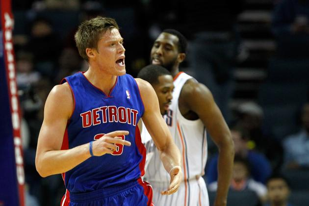 Pistons Fans: Jerebko Should Have Played in London ... and Everywhere Else