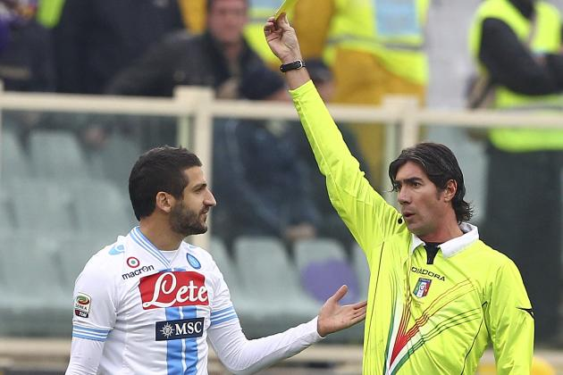 Napoli Draws Fiorentina, Fails to Close Gap on Juventus