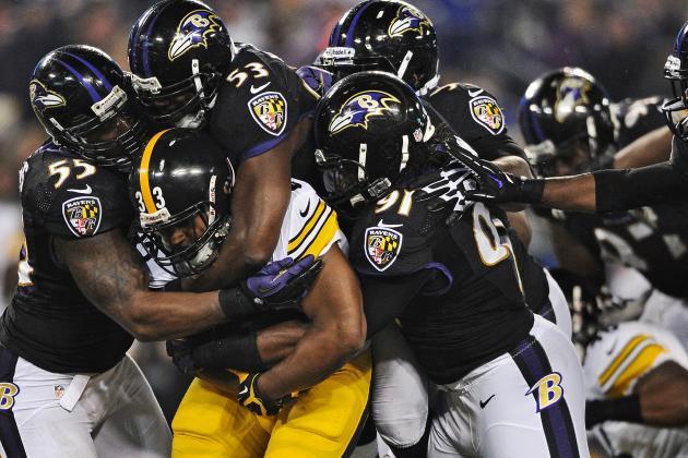 Baltimore Ravens Want Tom Brady to Throw the Ball