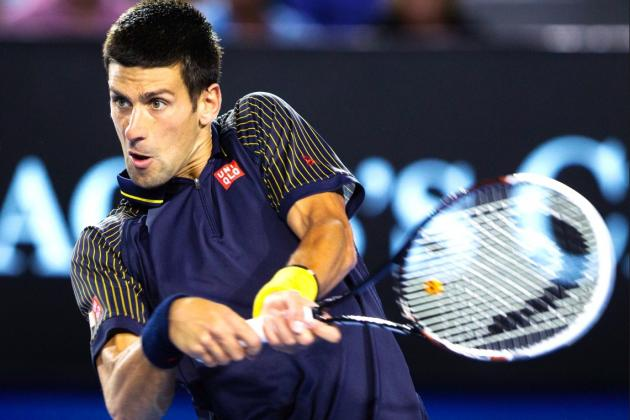 Australian Open 2013 Results: Day 7 Scores and Results Summary