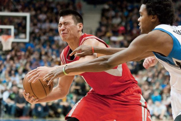 Jeremy Lin's Benching the Latest Sign Young PG Is in over His Head