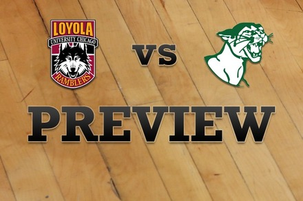 Loyola (IL) vs. Chicago State: Full Game Preview