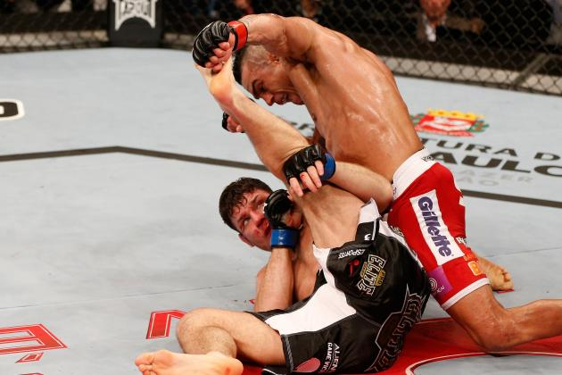UFC on FX 7 Results: Michael Bisping Pays the Price for Sport's Lowest Fight IQ