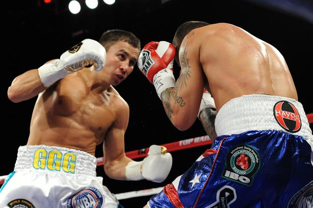 Gennady Golovkin and Mikey Garcia Dominate on HBO's First 2013 Boxing Card