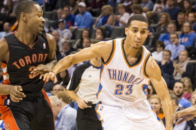 Nearing Halfway Mark, Thunder Playing Better Than Ever