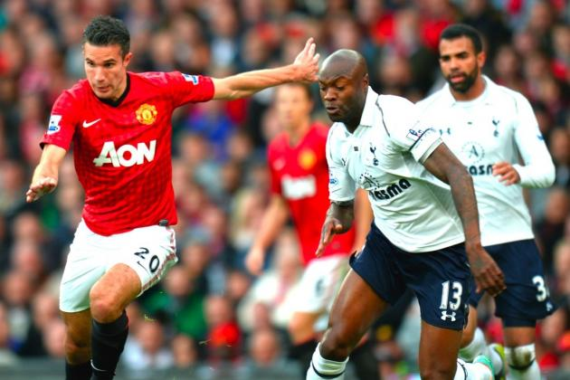 Tottenham vs. Manchester United: Premier League as It Happened