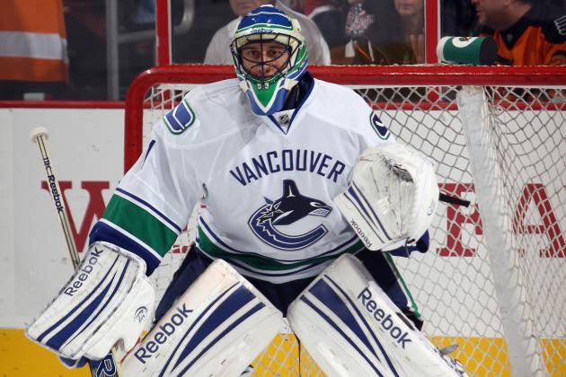 Roberto Luongo: Vancouver Canucks Prove They Need Veteran Netminder