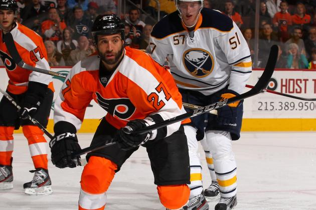 ESPN Gamecast: Flyers vs. Sabres