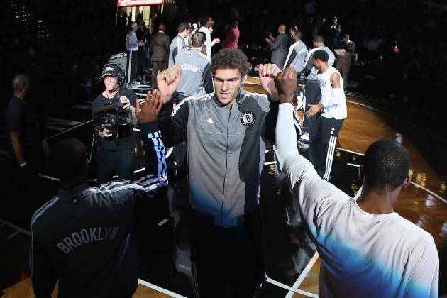 The Case for Brook Lopez as an NBA Eastern Conference All-Star