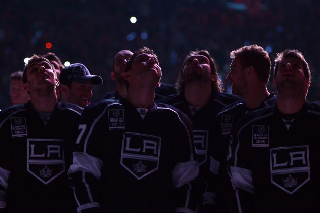 Should Defending Stanley Cup Champions Change the Banner Ritual?