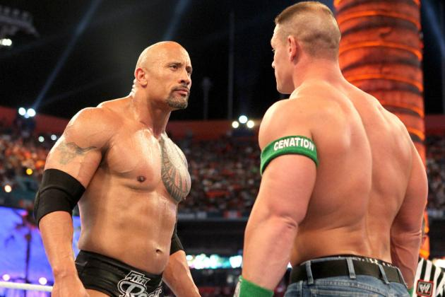 Why John Cena Should Cost The Rock the WWE Title at the Royal Rumble