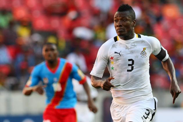 DR Congo Fightback Holds Ghana in Thriller