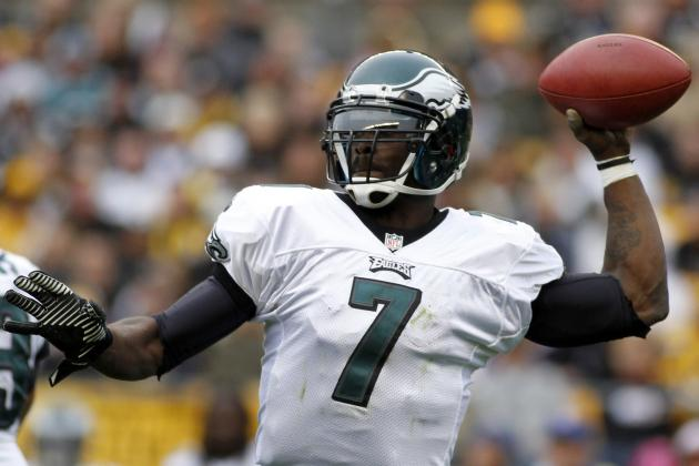 Will Michael Vick Accept Pay Cut to Stay with Eagles?