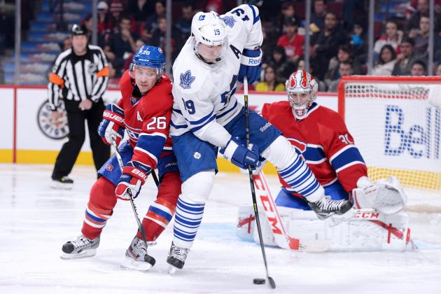 Toronto Maple Leafs Re-Sign Joffrey Lupul: Was It a Smart Move?