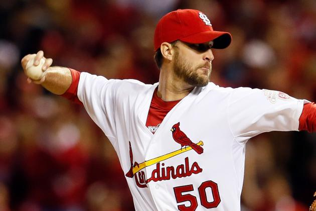 Adam Wainwright Optimistic About Extension Talks
