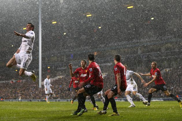 Tottenham 1-1 Manchester United: How Fergie Stopped Gareth Bale