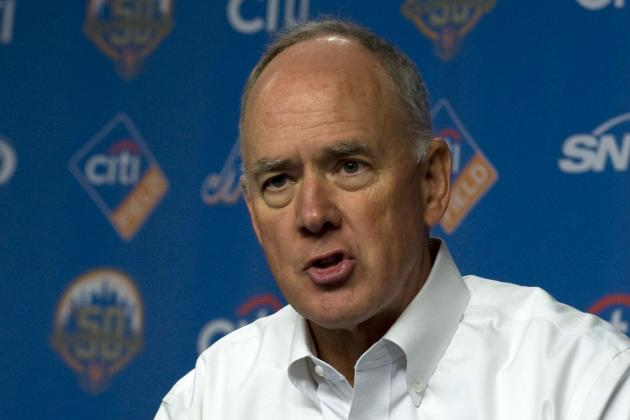 Alderson's 'Message to Mets Fans'