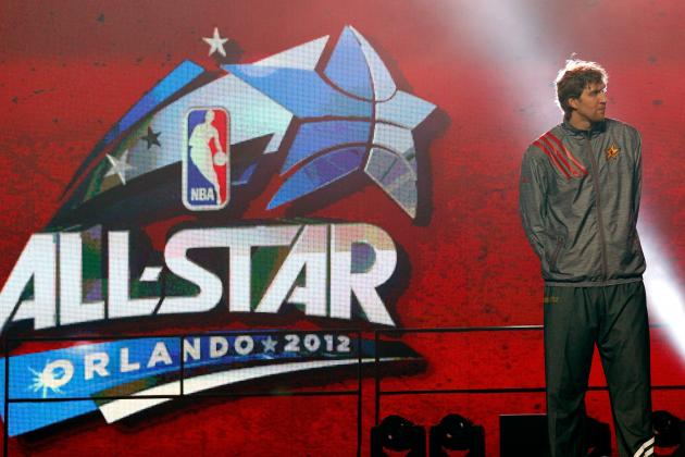 After 11 Straight All-Star Selections, Nowitzki's Streak About to End
